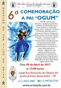 cartaz festa ogum abril 17